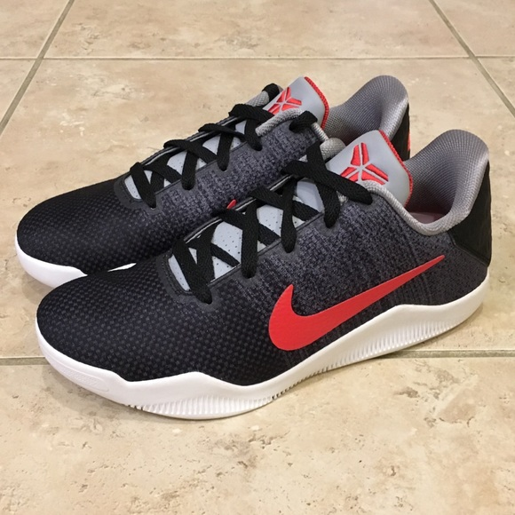 f48c60cb7d54 ... shoes f5d5e denmark nike kobe xi gs black red c7519 c6f16 ...